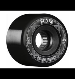 BONES BONES ATF ROUGH RIDERS RUNNERS 80A 56MM BLACK
