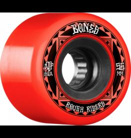 BONES BONES ATF ROUGH RIDERS RUNNERS 80A 56MM RED