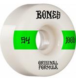 BONES BONES 100'S O.G. V4 54MM WIDE