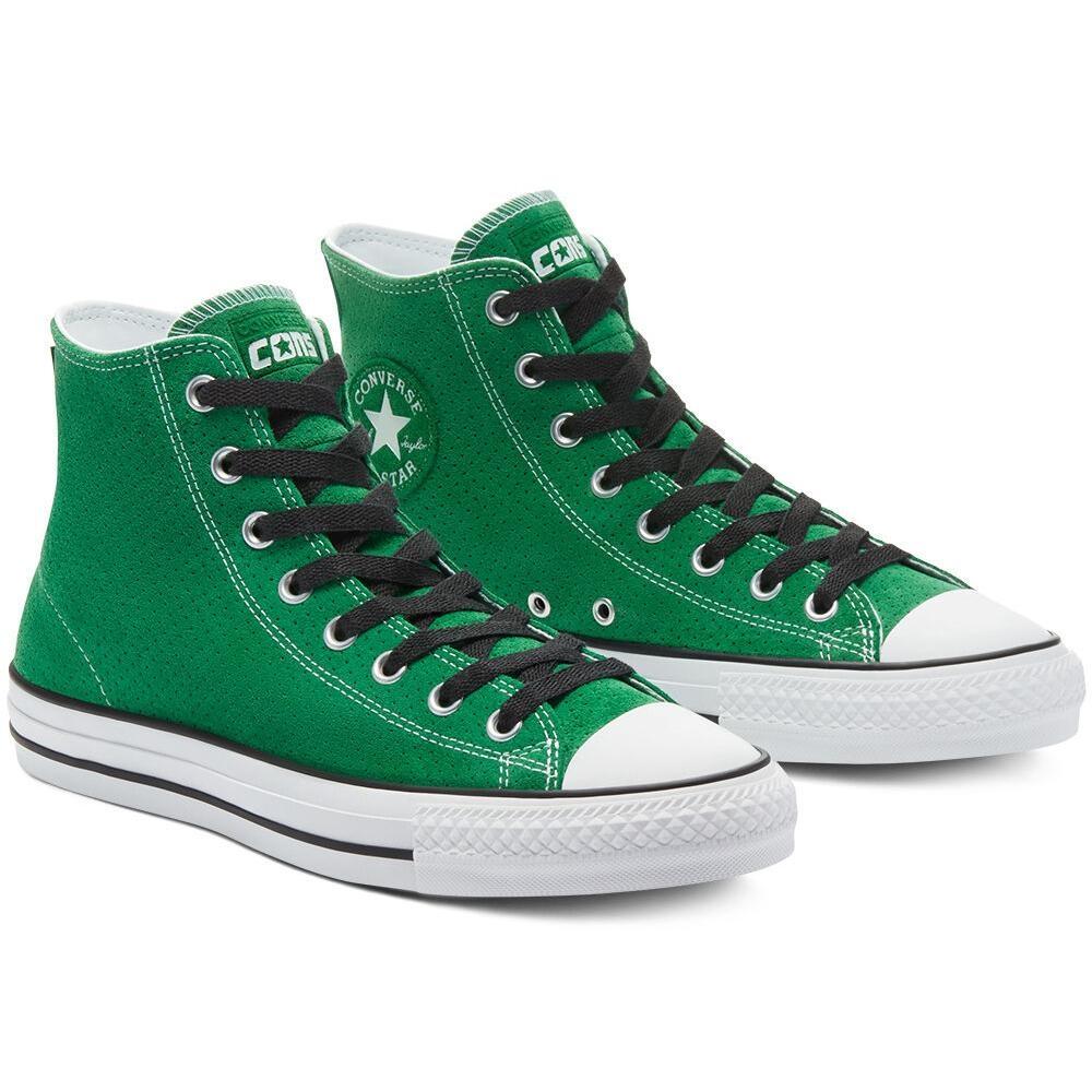 CONVERSE CONVERSE CONS CTAS PRO HI GREEN/ BLACK/ WHITE