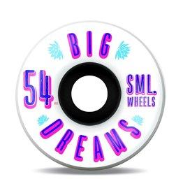 SML SML SUCCULENT CRUISER V CUT IRIS 92D 54MM