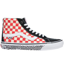 VANS VANS SKATE SK8-HI REISSUE GROSSO '84 RED CHECKER