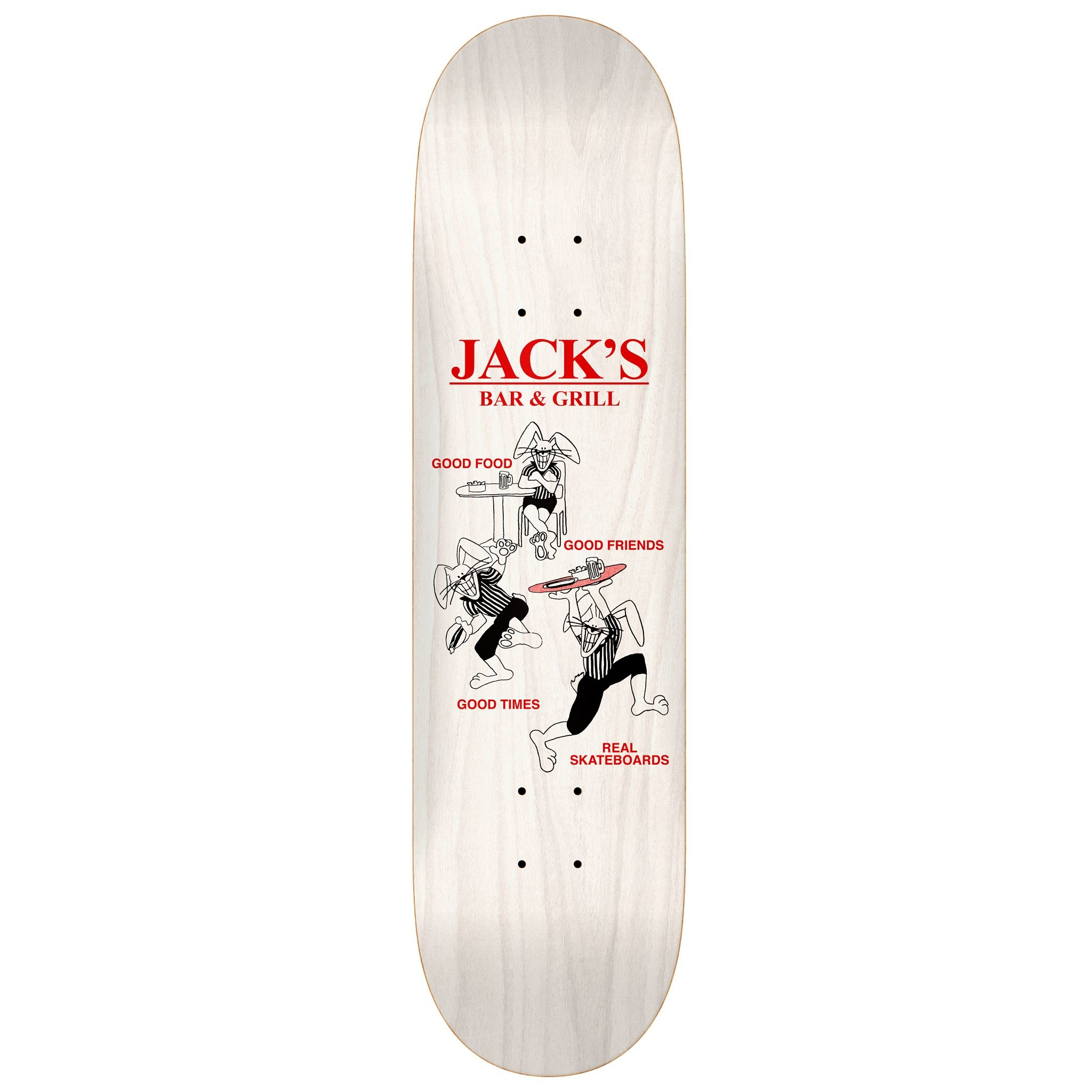 REAL REAL JACK GOODTIMES 8.38