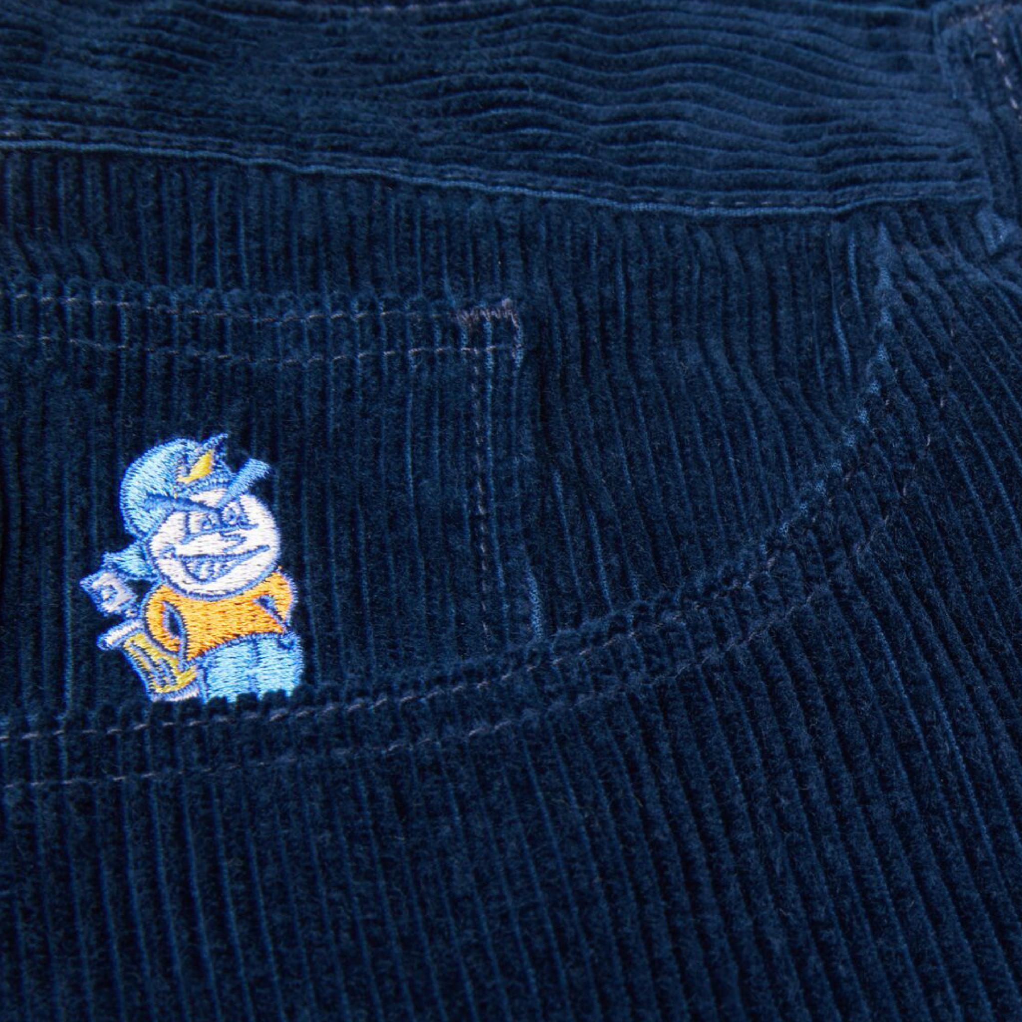 POLAR POLAR '93! CORDS POLICE BLUE
