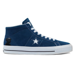 CONVERSE CONVERSE CONS ONE STAR PRO MID NAVY / WHITE / BLACK