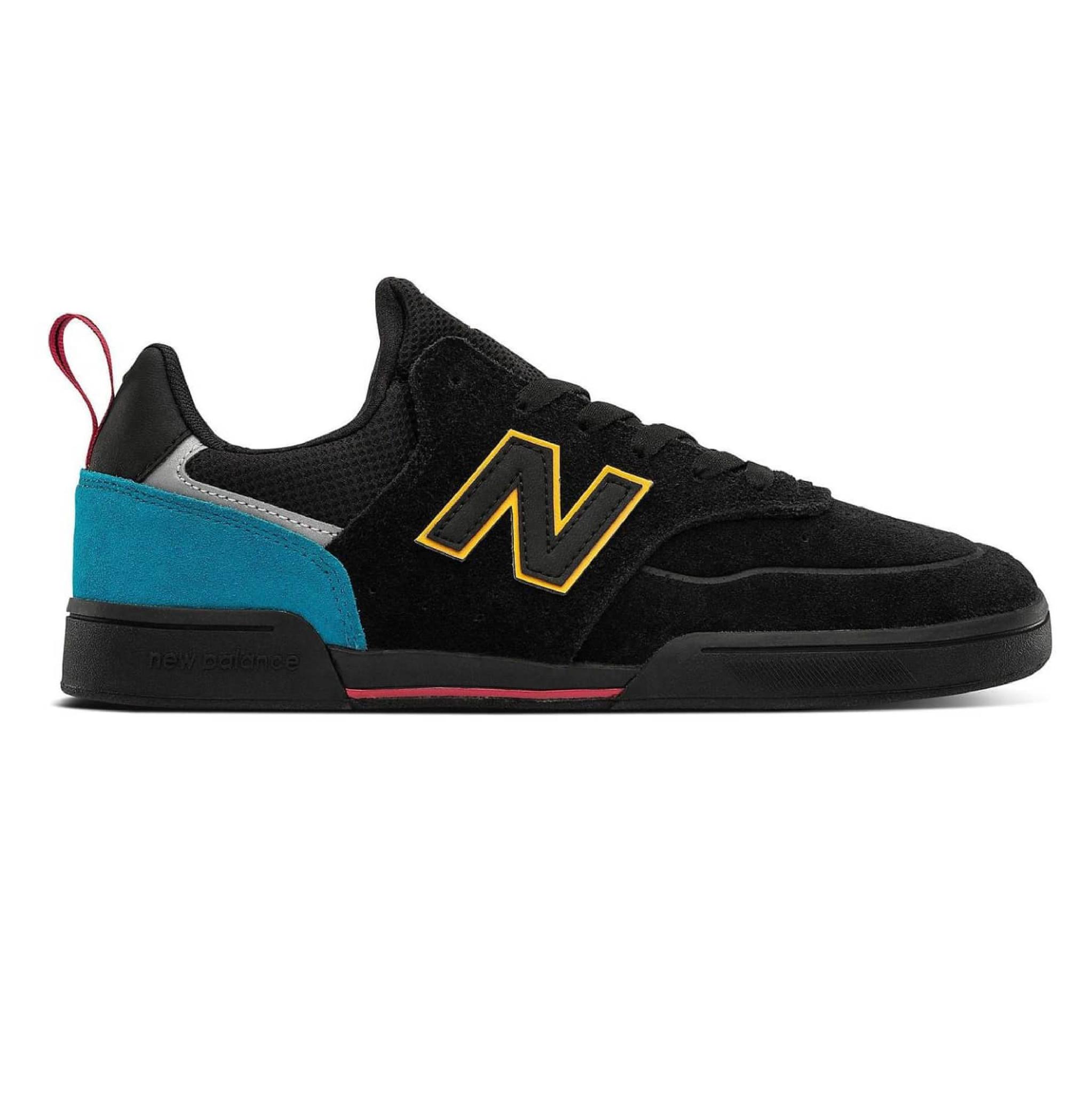 NB NUMERIC NB NUMERIC 288 SPORT BLACK /YELLOW/BLUE