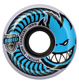 SPITFIRE SPITFIRE 80HD CHARGER CONICAL 56MM CLEAR/BLUE