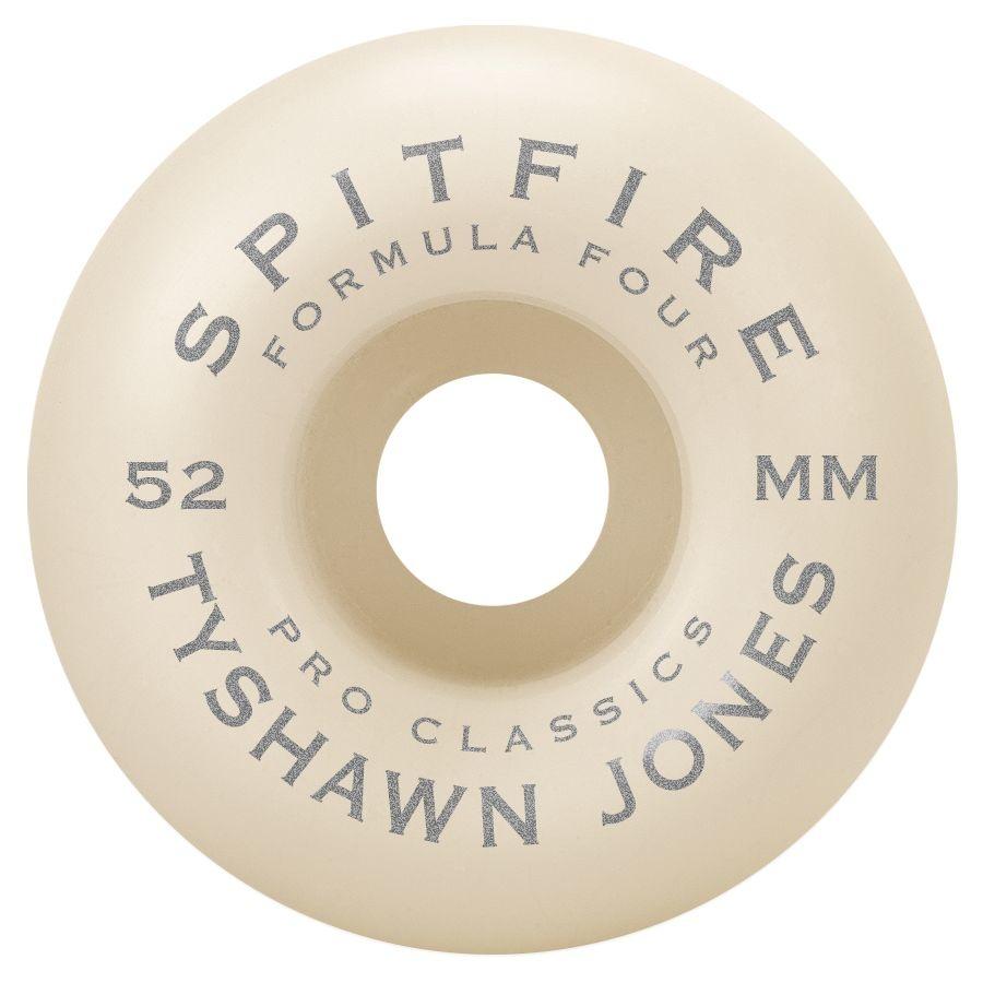 SPITFIRE SPITFIRE F4 TYSHAWN PRO CLASSICS 99D 53MM