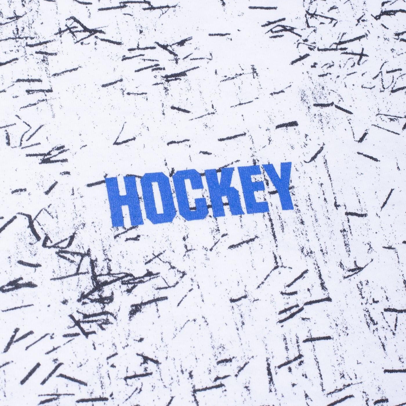 HOCKEY HOCKEY NO BILLS T-SHIRT WHITE