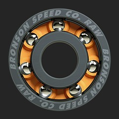 BRONSON SPEED CO BRONSON SPEED CO. RAW BEARINGS
