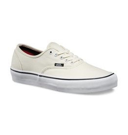 VANS VANS AUTHENTIC PRO (WHITE / WHITE)