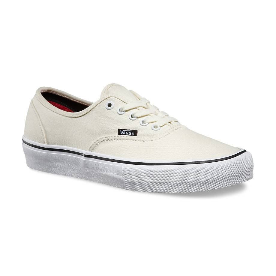 VANS VANS AUTHENTIC PRO (WHITE   WHITE) - Bluetile Skateboards 089bc11b01c0