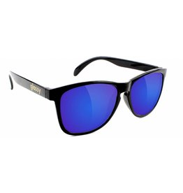 4bf783f5774 GLASSY GLASSY SUNHATERS DERIC BLACK   BLUE MIRROR