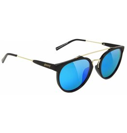 47d20ce96af GLASSY GLASSY SUNHATERS CHUCK BLACK   BLUE MIRROR