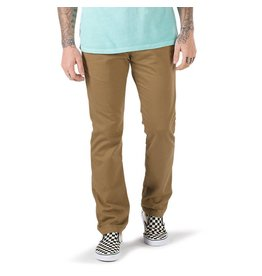 VANS VANS AUTHENTIC CHINO PRO PANTS DIRT