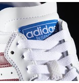 ADIDAS ADIDAS BUSENITZ VULC RX WHITE / COLLEGIATE BURGUNDY / BLUEBIRD