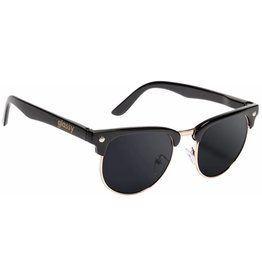 GLASSY GLASSY SUNGLASSES MORRISON BLACK / GOLD