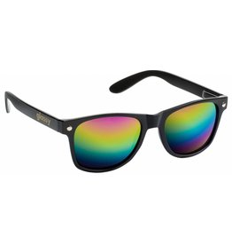 d5cef340e75 GLASSY GLASSY SUNHATERS LEONARD BLACK   COLOR MIRROR