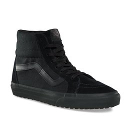2372fe0df69 VANS AV CLASSIC PRO (RUBBER) BLACK   WHITE - Bluetile Skateboards