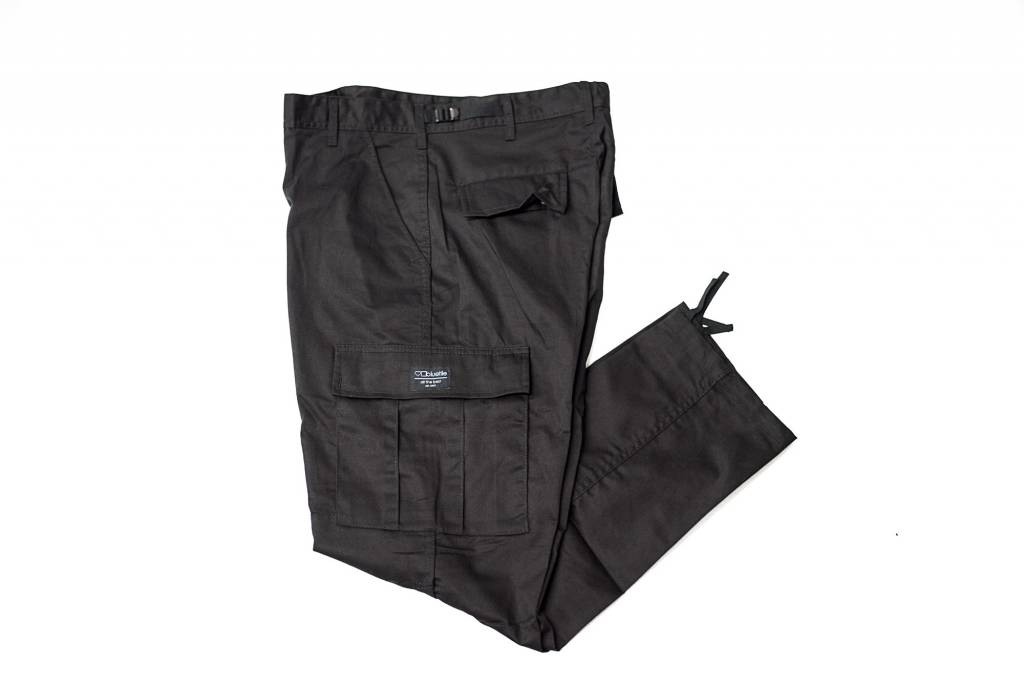 BLUETILE BLUETILE SURPLUS CARGO PANT BLACK
