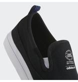 ADIDAS ADIDAS SKATEBOARDING MATCHCOURT SLIP BLACK / WHITE