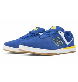 NB NUMERIC NB NUMERIC PJ LADD 533 V2 RY2 ROYAL BLUE / YELLOW