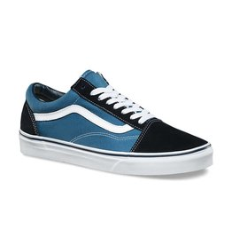 VANS VANS OLD SKOOL NAVY / WHITE