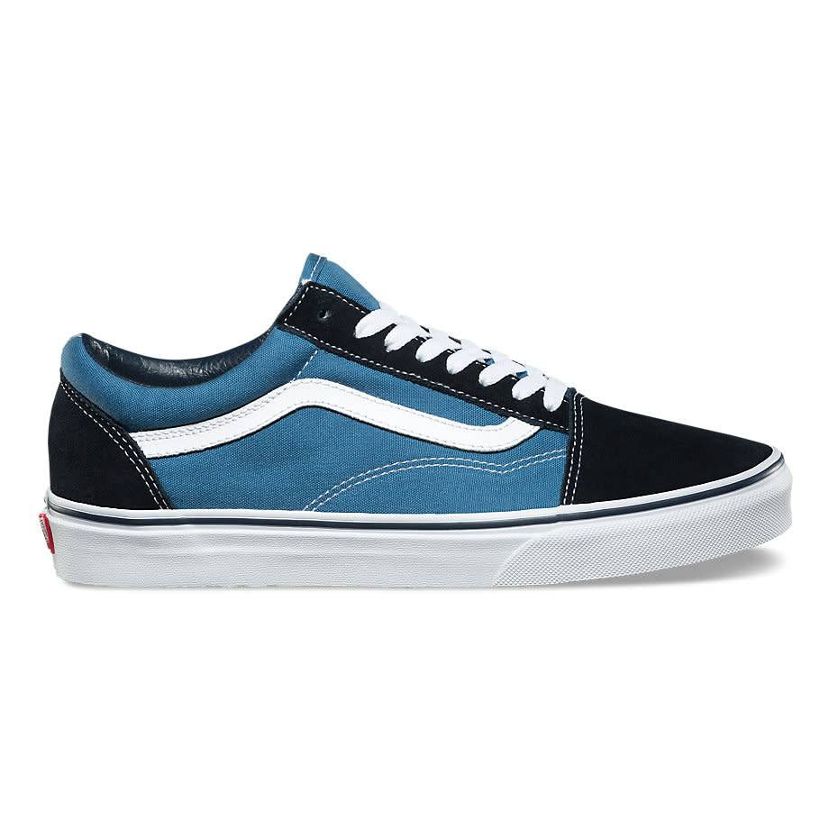 strong packing special discount of variety styles of 2019 VANS VANS OLD SKOOL NAVY / WHITE