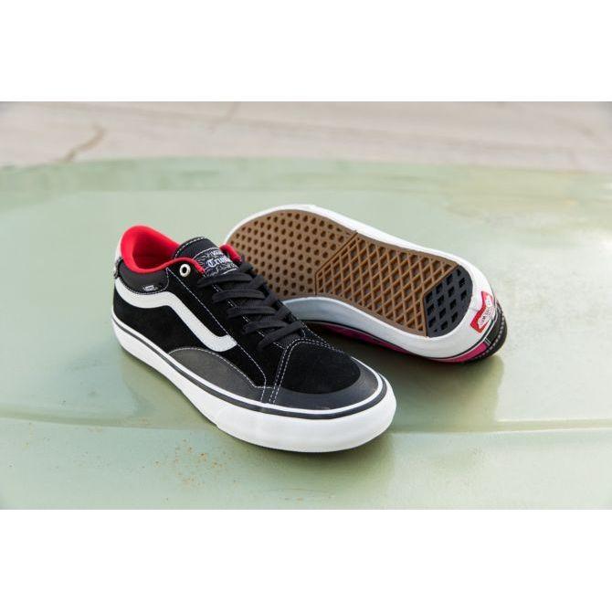 9eaee20e3965 VANS TNT ADVANCED PROTOTYPE BLACK WHITE - Bluetile Skateboards