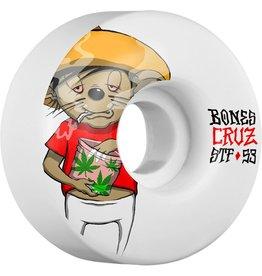 BONES BONES WHEELS STF PRO CRUZ WEEDY 53MM V2