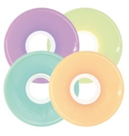 OJ WHEELS OJ WHEELS MINI HOT JUICE PASTEL MIX 78a 55mm