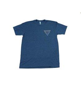 BLUETILE BLUETILE TRI-DYE T-SHIRT STORM