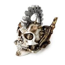 Alchemy England 1977 Steamhead Skull
