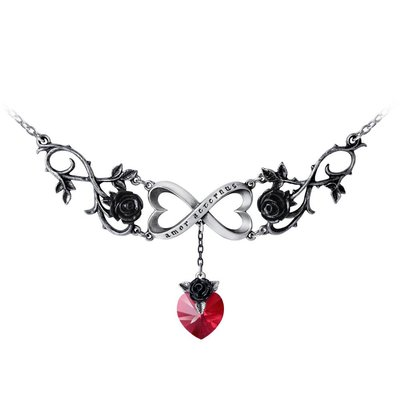 Alchemy England 1977 Infinite Love Necklace
