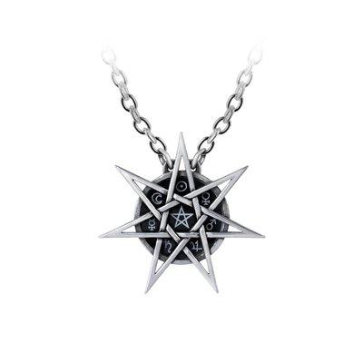 Alchemy England 1977 Elven Star Necklace