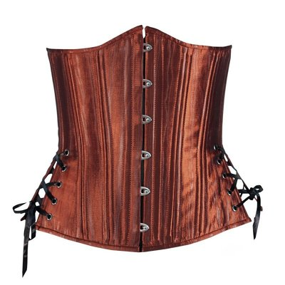 Copper Penny Textured Underbust -28