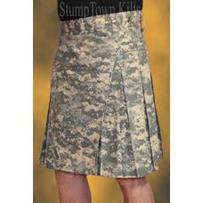 StumpTown Kilts Men's Cotton Ripstop Army Combat Digi