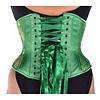 Emerald Hourglass Waist Cincher Corset - 22