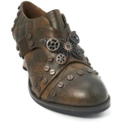 Hades Footwear ICON Brown Size 10