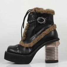 Hades Footwear DAIRE  Bootie, Size 9