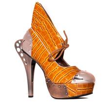 Hades Footwear Astro Orange, Size  8