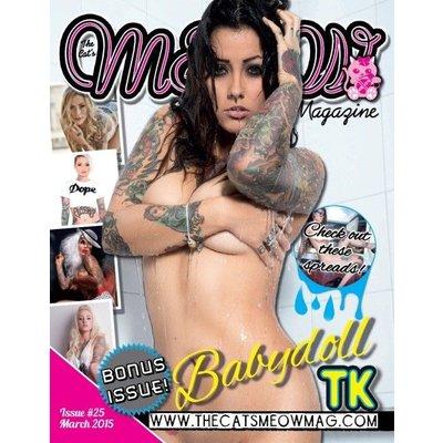Cat's Meow Mag, Issue 25, March 2015 Bonus