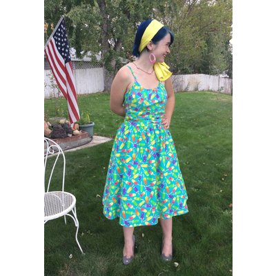 Retrolicious Popsicles Dress