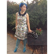 Retrolicious Sushi Dress