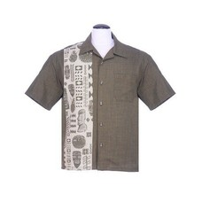 Steady Easter Island Single Panel Shirt