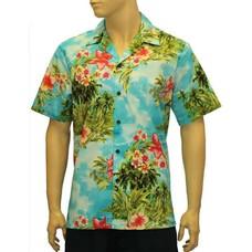Island Dreams Cotton Shirt