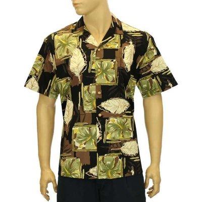 Pua Blocks Cotton Shirt