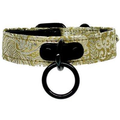 Kookie Brocade Ring Collar
