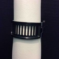 Machined Cuff w/ Wrapped Slots