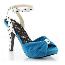 Ellie Shoes Eleanor Ankle Wrap Sandal